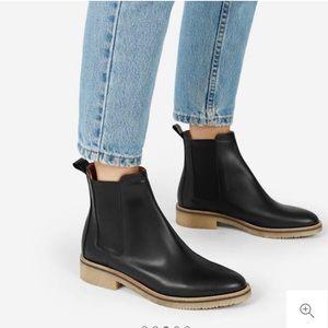 Everlane Leather Brixton Boot